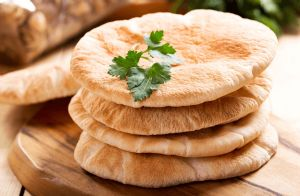 Easy Whole-Wheat Flatbread