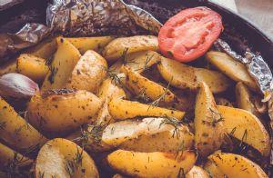 Garlic-Herb Potato Packs