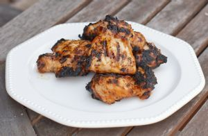 Grilled Chipotle Chicken Breasts