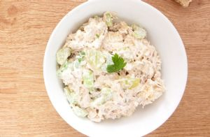 Guiltless Chicken Salad