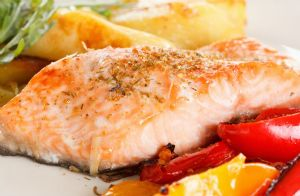 Herb-Crusted Salmon Fillets