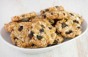 Low-Cal, Low-Fat Breakfast Cookies