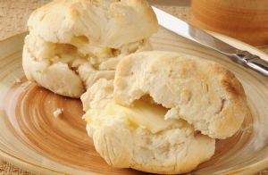 Low-Fat Angel Biscuits