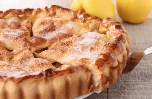 Low-Fat Apple Pie