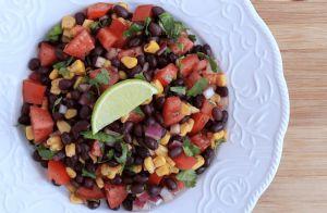 Mexican Black Bean Salad RECIPE