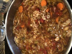Minestrone Soup (w/o pasta)