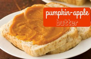 No Added Sugar Pumpkin-Apple Butter