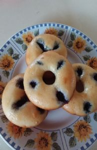 Onen Baked Blueberry Donuts