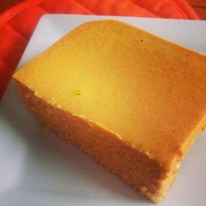 Pumpkin Cheesecake Low Carb