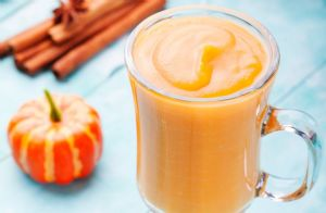 Pumpkin Smoothie (Pumpkin Pie in a Glass)