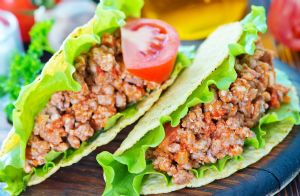 Quick and Easy Ground Turkey Tacos