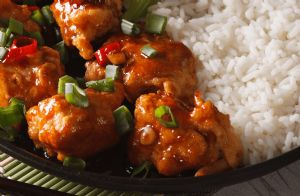 Renovated General Tsao's Chicken