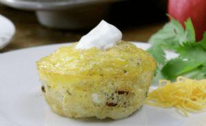 Sausage Egg Casserole (Low Carb)