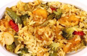 Sesame Chicken and Vegetable Stir Fry