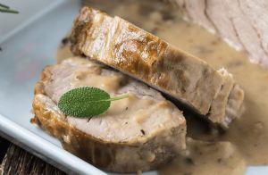 Slow Cooker Pork Tenderloin