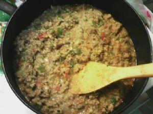 Spanish Rice-d Cauliflower
