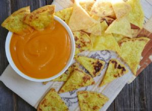 Sweet Potato Nacho Cheese - Shape ReClaimed