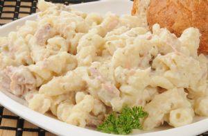 Tuna Noodle Casserole - Simple & Cheesy