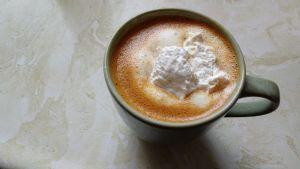 Turmeric Maca Latte