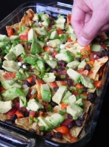 Vegan Breakfast Nachos
