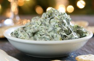World's Best Spinach and Artichoke Dip