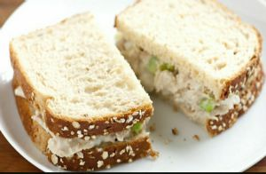 Tuna Fish Sandwich Filling