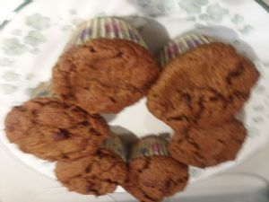 pumpkin muffins (paleo/clean eating)
