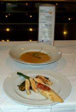 Pan – Grilled Bruschetta Pomodoro