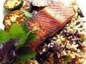 No Fish-Taste Salmon With a Kick