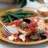 Mediterranean Fish Fillets