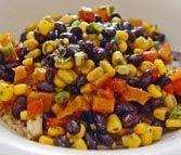 Corn & Black Bean Casserole