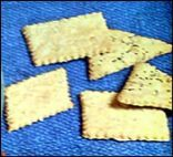Oatmeal Cookie Crackers