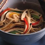 Long Life Noodles with Green Tea from Eatingwell.com