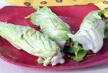 Low Carb Turkey BLC Roll Ups
