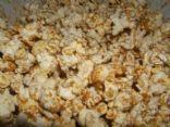 Spicy Peanut Curry PopCorn