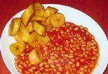 Hot Beans and Pumpkin Guiso