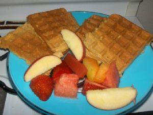 Oatmeal & Whole Wheat Pancakes/Waffles