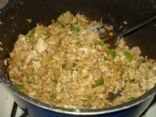 Shrimp & Chicken Fried Rice