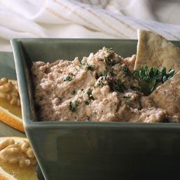 Toasted Walnut Hummus