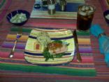 Grilled Ahi Tuna with Teriyaki & Encrusted Sesame Seeds