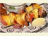 Egyptian Chicken Kabobs