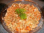 Jicama-Carrot Slaw