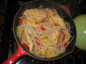 South Pacific Pineapple Chicken
