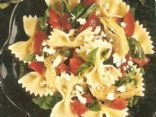 Artichoke and Tomato Pasta