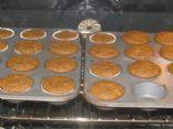 Whole grain muffins - Banana choco chip