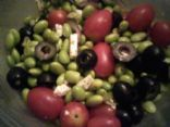 Edamame Salad with Feta