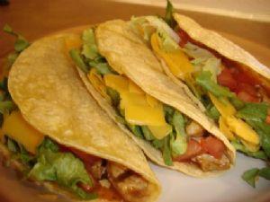 Fajita Chicken Tacos