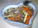 Mom's Turkey Noodle Soup
