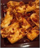 Jamaican Jerk Tofu
