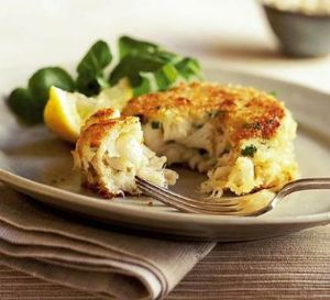 Low Fat Fish Cakes